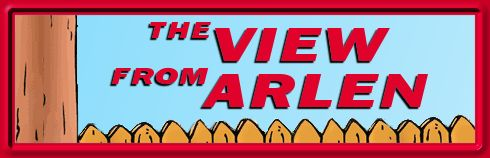 The View From Arlen, a blog by 'Hank Hill'
