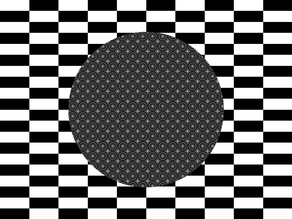 Weird 1024 x 768 background anomalous motion illusion